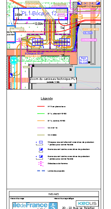 Électrification d'un dépôt bus à Vélizy-Villacoublay