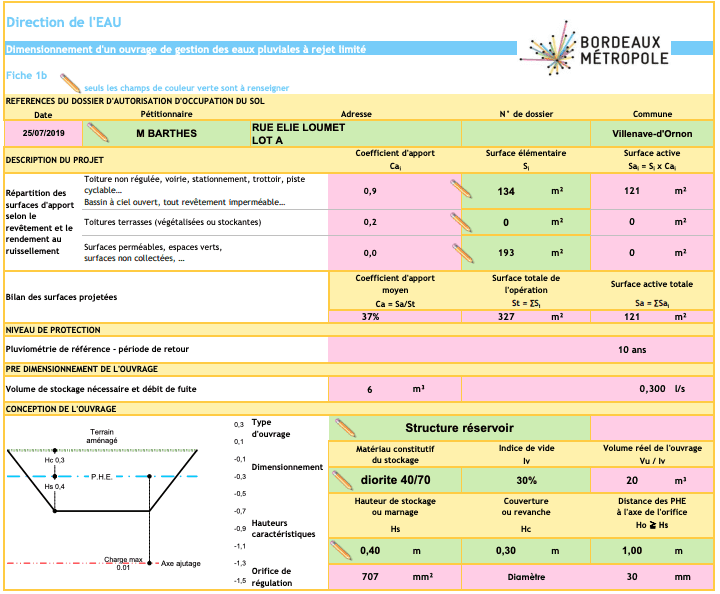 dossier consultation Villenave