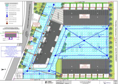 Bâtiments industriels / Zone Sylvabelle – Le Teich